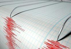 Son dakika deprem haberi 13 Ocak İstanbulda deprem mi oldu Kandilli Rasathanesi deprem haberleri...