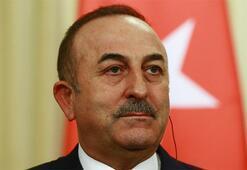 Son dakika haberi... Dışişleri Bakanı Çavuşoğlundan Libya açıklaması