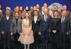 'Türkiye'nin Değerleri'  ödüllendirildi
