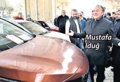İkinci el araç pazarı açıldı