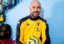 Aston Villa, kaleci Reinayı kiraladı