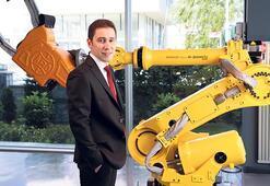 Robotlu uzun staj