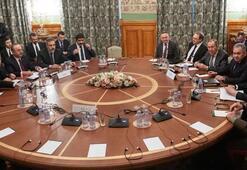 Son dakika | Moskovada Libya için tarihi adım