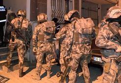 Son dakika... İstanbulda şafak operasyonu Çok sayıda uyuşturucu madde ele geçirildi