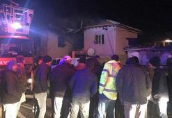 Niğdede meydana gelen yangın faciasında 4 kişi öldü