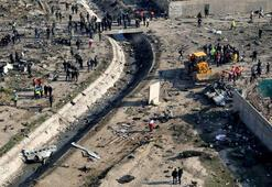 Son dakika... İranda düşürülen yolcu uçağında ilk gözaltılar