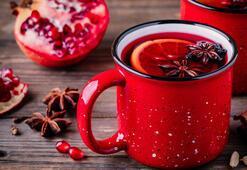 Hem vücudu hem de ruhu canlandıran narlı ayvalı kış çayı