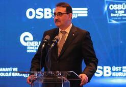 Bakan Dönmez 7. OSB Enerji Zirvesinde konuştu