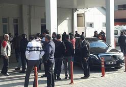 Son dakika... Mersinin Tarsus ilçesinde devlet hastanesinde patlama Yaralılar var