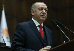 Cumhurbaşkanı Erdoğandan AK Parti Grup Toplantısında önemli açıklamalar
