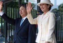 Bir ilk... Japonya İmparatoru ve eşi İngiltere yolcusu