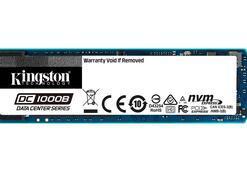 Kingston Technology'den veri merkezleri için yeni NVMe SSD: DC1000B