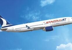 AnadoluJet, 29 Marttan itibaren yurt dışında 28 noktaya uçacak