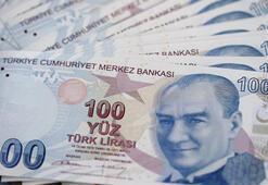 Hazine 9,3 milyar lira borçlandı
