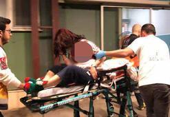 Kızını 14 yerinden bıçaklayan baba, tahliyesini istedi