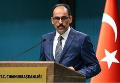 Cumhurbaşkanlığı Sözcüsü Kalından Libya açıklaması: Hala üzerinde çalışıyoruz