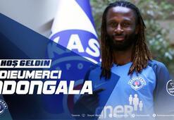 SON DAKİKA | Kasımpaşa, Ndongalayı transfer etti