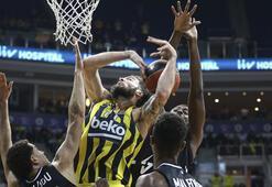 Fenerbahçe Beko-Asvel: 86-64
