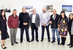 'Şehirlerin Şehrinden'  sergisi AKM'de açıldı
