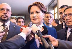 Akşener: Suriye  ile görüşmek iyi