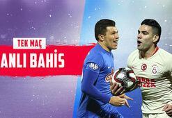 Çaykur Rizespor-Galatasaray maçı canlı bahisle Misli.comda