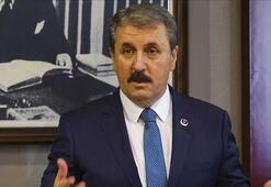 BBP Genel Başkanı Mustafa Destici: Artık Suriyede barışa ihtiyaç var