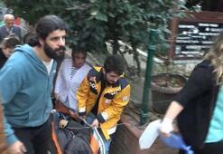 Avcılar'da dehşet Ağabey kardeş 300 TL için bıçaklandı