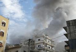 Son dakika... İdlibde katliam Hava saldırısında çok sayıda kişi hayatını kaybetti