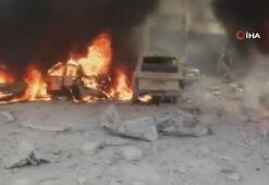 İdlibdeki saldırılarda hayatını kaybedenlerin sayısı 15e yükseldi