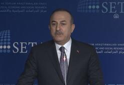 Bakan Çavuşoğlu: Irakın başka ülkeler için çatışma alanına dönüşmemesi lazım