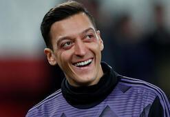 Son dakika | Mesut Özilden Fenerbahçe açıklaması