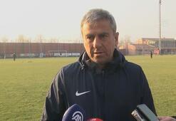 Hamza Hamzaoğlu: İyi bir kamp dönemi geçirdik