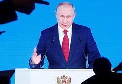 Putinden nükleer silahlarda Rusyanın lider olduğu iddiası