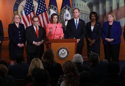 Son dakika | Trumpı tedirgin eden 7 kişi Pelosi bir bir açıkladı...
