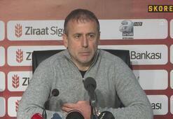 """Abdullah Avcı: """"Erzurumspor bizden istekliydi"""""""