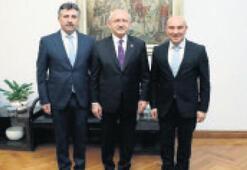 Kılıçdaroğlu İzmirlileri ağırladı