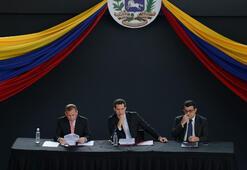 Venezuelada gerilim tırmandı