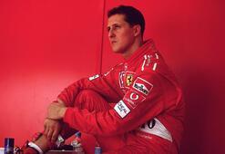 Schumacher yeniden Parise gitti