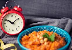 Aralıklı oruç diyeti kaç gün yapılır Uzmanı açıkladı...