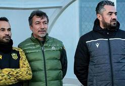 Yeni Malatyaspordan teknik direktör açıklaması