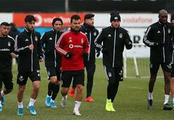Beşiktaşta Ljajic takımla çalıştı