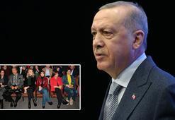 Son dakika... Cumhurbaşkanı Erdoğandan bu fotoğrafa bir tepki daha Vakti saati geldiğinde...