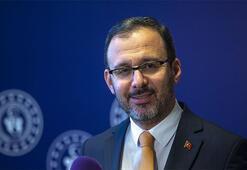 Bakan Kasapoğlu: Şiddeti, gerilimi ve kini sporla yan yana getirmememiz lazım