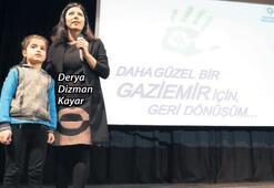 Gaziemir'de çevre ve dönüşüm eğitimi