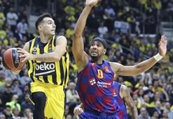 Fenerbahçe Beko - Barcelona: 74-80