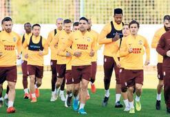 Galatasaray'da zirvenin şifresi
