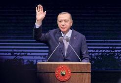 """Erdoğan'dan """"infaz düzenlemesi"""" açıklaması: Ölçülü ve adaletli infaz rejimi olacak"""