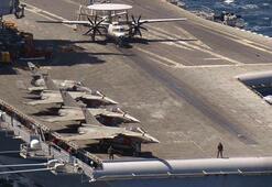 Son dakika | Fransadan bomba hamle Uçak gemisi yola çıkıyor...