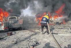 İdlib'de 2.5 ayda 313 kişi öldü