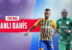 Ankaragücü – Konyaspor maçı canlı bahisle Misli.comda